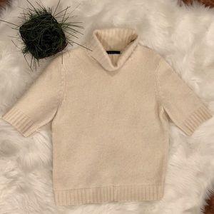 Ralph Lauren Wool Cashmere Rabbit Hair Sweater